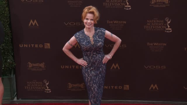 Patsy Pease at the 43rd Annual Daytime Creative Arts Emmy Awards at Westin Bonaventure Hotel on April 29 2016 in Los Angeles California
