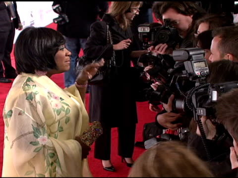 patti labelle at the denise rich marks 10th year of the gp foundation with an evening of stars and music at the 2007 angel ball at marriott marquis... - marriott marquis new york stock videos & royalty-free footage