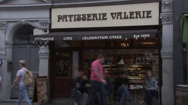 Pattiserie Valerie saved from collapse by cash injection as former Finance Director is arrested ENGLAND London EXT First Pattiserie Valerie shop now...
