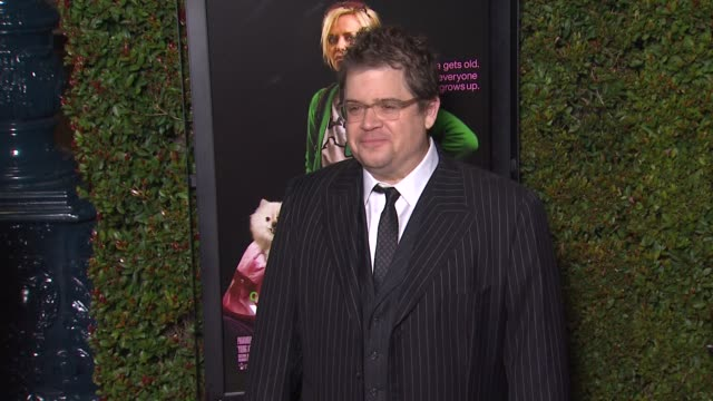 Patton Oswalt at 'Young Adult' Premiere on in Los Angeles CA