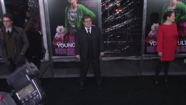 Patton Oswalt at 'Young Adult' World Premiere Arrivals Red Carpet New York NY United States