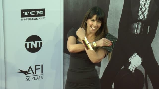 Patty Jenkins at AFI Life Achievement Award Gala Tribute To Diane Keaton in Los Angeles CA
