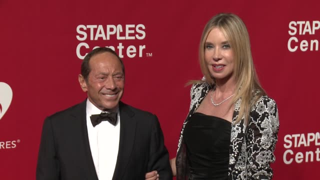 Paul Anka at the 2016 MusiCares Person of The Year Honoring Lionel Richie at Los Angeles Convention Center on February 13 2016 in Los Angeles...