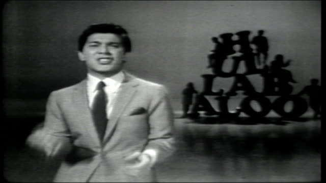 paul anka performs falling in love - falling in love stock videos & royalty-free footage