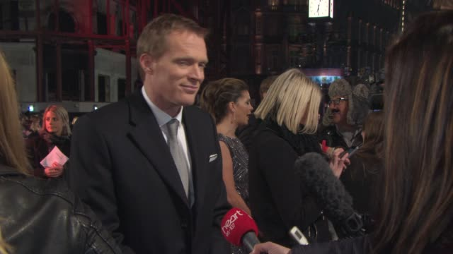 Paul Bettany at 'Mortdecai' UK Premiere on January 19 2015 in London England