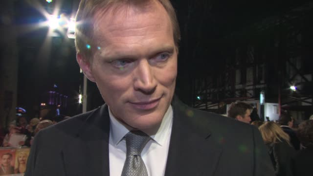 INTERVIEW Paul Bettany on who based his character on the characters at 'Mortdecai' UK Premiere on January 19 2015 in London England
