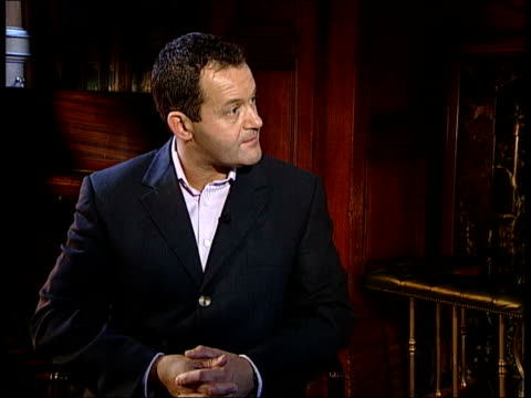 Paul Burrell book on Princess Diana goes on sale ITN Paul Burrell along corridor with Bradby Paul Burrell interview SOT had to stand up for myself/...