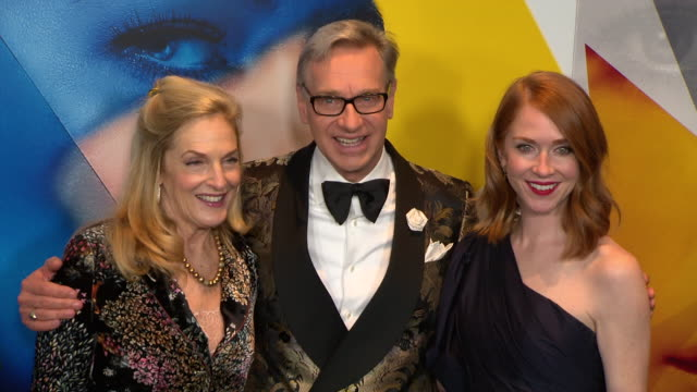 """paul feig and jessie henderson at """"a simple favor"""" new york premiere at moma on september 10, 2018 in new york city. - paul henderson stock videos & royalty-free footage"""