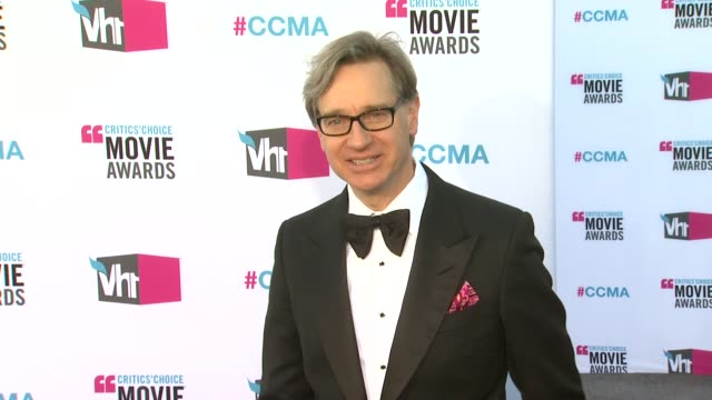Paul Feig at 17th Annual Critics' Choice Movie Awards on 1/12/12 in Hollywood CA