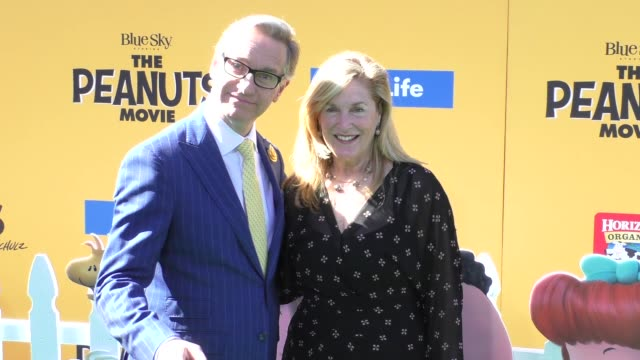Paul Feig at The Peanuts Movie Premiere at Regency Village Theatre in Westwood on November 01 2015 in Los Angeles California