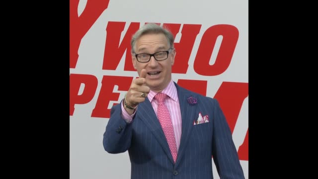 Paul Feig at 'The Spy Who Dumped Me' World Premiere