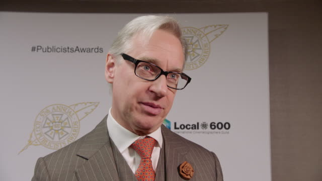 interview paul feig on best advice he's gotten from a publicist how pr campaigns have helped his movies and how social media campaigns have been... - symbiotic relationship stock videos & royalty-free footage
