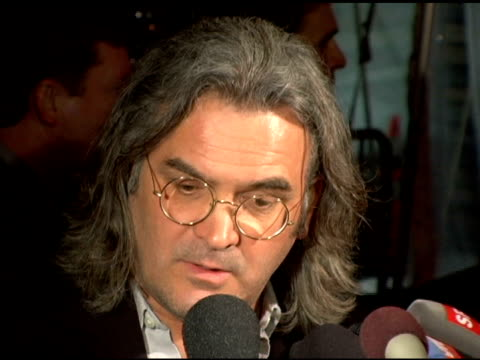 Paul Greengrass director and press at the 2006 Tribeca Film Festival Opening Night 'Flight 93' Premiere at the Ziegfeld Theatre in New York New York...