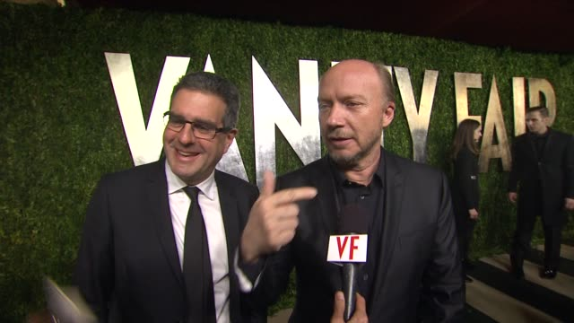 INTERVIEW Paul Haggis at The 2013 Vanity Fair Oscar Party Hosted By Graydon Carter INTERVIEW Paul Haggis at The 2013 Vanity Fair at Sunset Tower on...