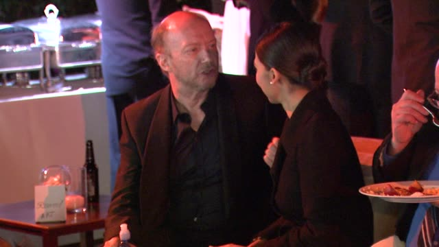 paul haggis at the hollywood domino bovet 1822 gala benefiting artists for peace and justice on 2/21/13 in west hollywood ca on 2/21/13 in west... - paul haggis stock videos and b-roll footage