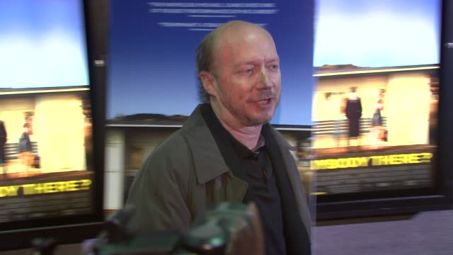 paul haggis at the 'is anybody there' new york premiere at new york ny - paul haggis stock videos and b-roll footage