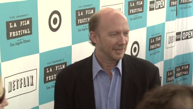 paul haggis at the laff awards night honors don cheadle at westwood ca - paul haggis stock videos and b-roll footage
