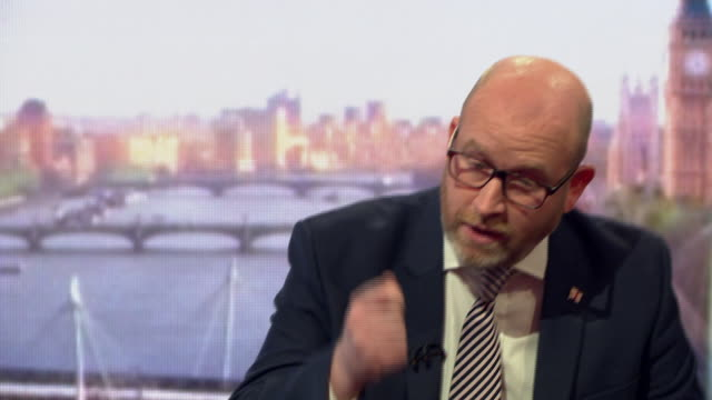 Paul Nuttall explaining his reasons for UKIP's proposed policy of banning the Burqa
