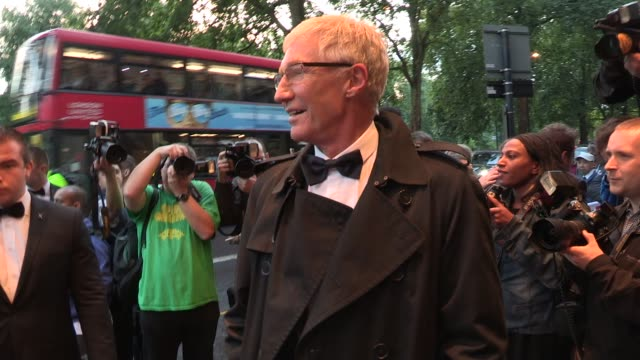 stockvideo's en b-roll-footage met paul o'grady at the tv choice awards at dorchester hotel on september 09 2013 in london england - paul o'grady