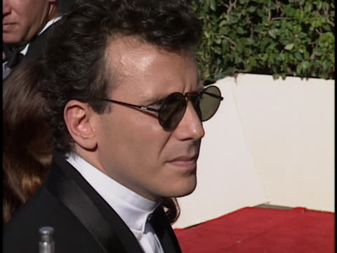 paul reiser at the emmy awards 94 at pasadena civic auditorium. - pasadena civic auditorium stock videos & royalty-free footage