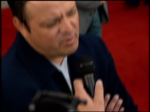 paul rodriguez at the 'rat race' premiere at cineplex odeon in century city california on july 30 2001 - odeon cinemas stock videos & royalty-free footage