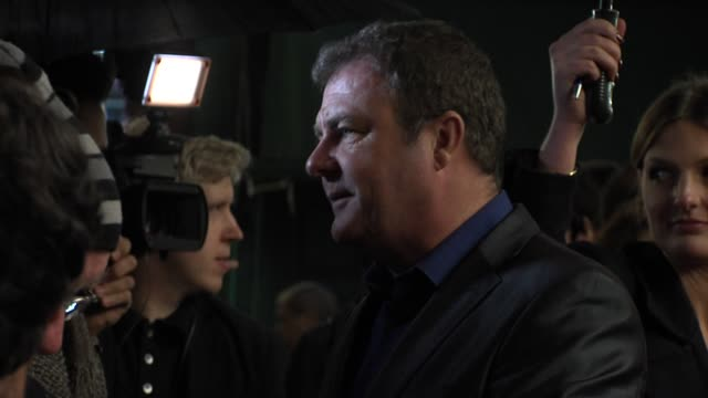 paul ross at red dwarf x vip screening at prince charles cinema on october 03 2012 in london england - paul ross stock videos & royalty-free footage