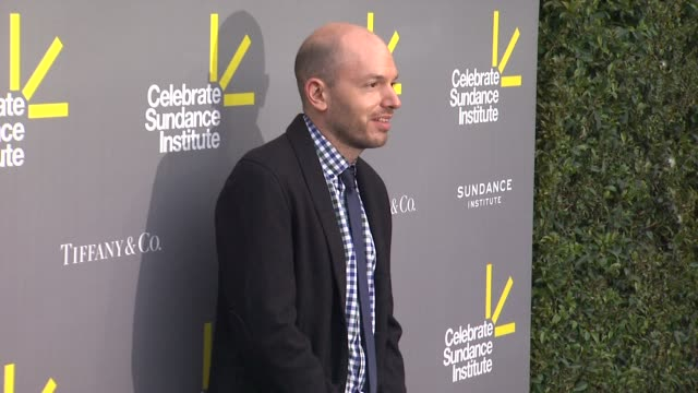 Paul Scheer at 3rd Annual 'Celebrate Sundance Institute' Los Angeles Benefit Honoring Roger Ebert Ryan Coogler on 6/6/13 in Los Angeles CA