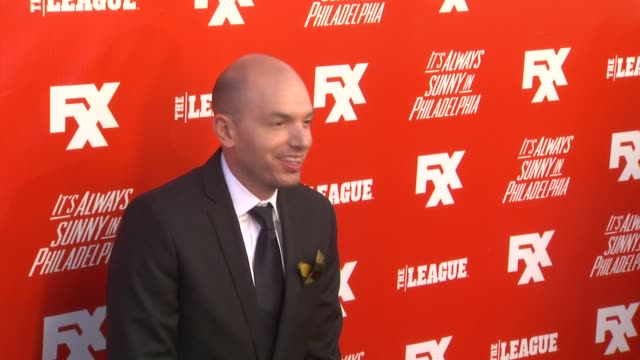 Paul Scheer at FXX Network Launch Party Featuring The Season Premiere Screening of It's Always Sunny In Philadelphia And The League on 9/3/2013 in...