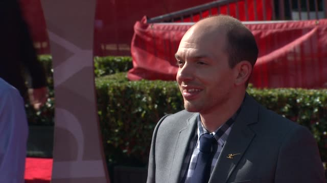 Paul Scheer at the 2011 ESPY Awards at Los Angeles CA