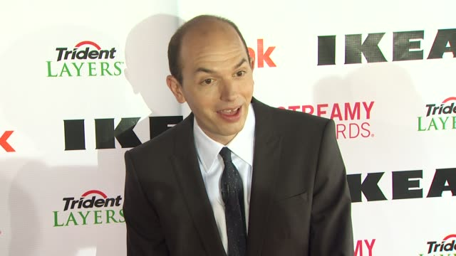 Paul Scheer at the 2nd Annual Streamy Awards at Los Angeles CA