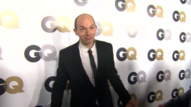 Paul Scheer at the GQ's 2011 'Men Of The Year' Party at Los Angeles CA