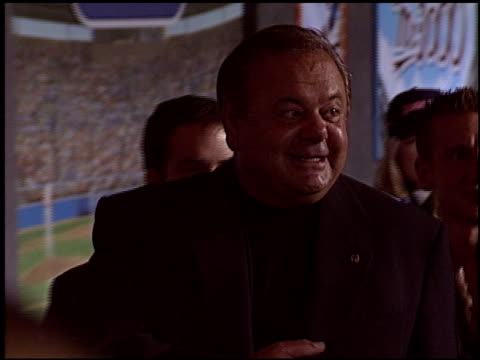 paul sorvino at the 'mr 3000' premiere at the el capitan theatre in hollywood, california on september 8, 2004. - el capitan theatre stock videos & royalty-free footage