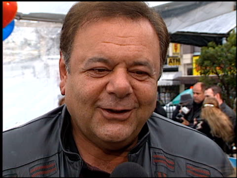 Paul Sorvino at the See Spot Run Premiere at Grauman's Chinese Theatre in Hollywood California on February 25 2001