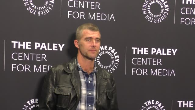 paul t scheuring at the 2017 paleylive la spring season 'prison break' screening and conversation on march 29 2017 in beverly hills california - prison break stock videos & royalty-free footage
