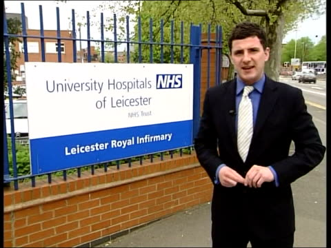 Mother sues NHS ITN ENGLAND Leicester EXT i/c Elaine Varnam making tea in kitchen Report on Paul Varnam death held as page turned Elaine Varnam...