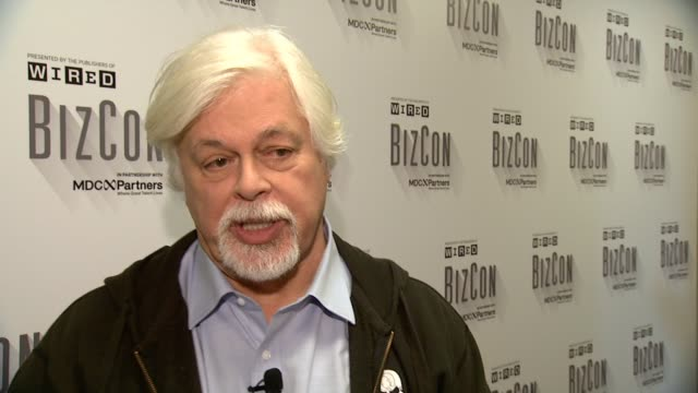 vidéos et rushes de interview paul watson talks about his session and the innovation behind a sustainable lifestyle the importance of incorporating environmental ethics... - dilemme moral