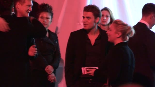 Paul Wesley arrives at The Trevor Project's 2012 'Trevor Live' in Hollywood 12/02/12
