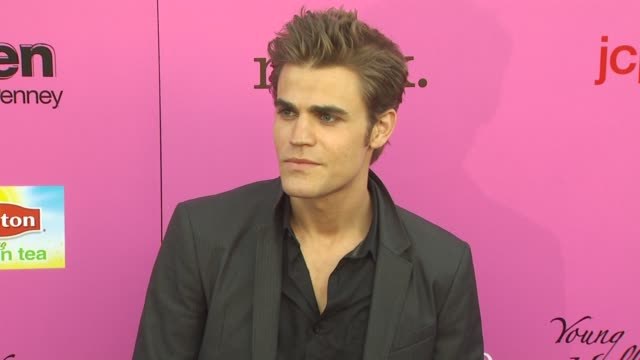 Paul Wesley at the 12th Annual Young Hollywood Awards at Los Angeles CA