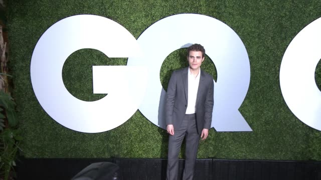 Paul Wesley GQ Celebrates The 2014 'Men Of The Year' at Chateau Marmont on December 04 2014 in Los Angeles California
