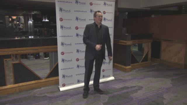 vídeos y material grabado en eventos de stock de paul whitehouse at mind's media awards 2016 at the troxy on november 14 2016 in london england - paul whitehouse
