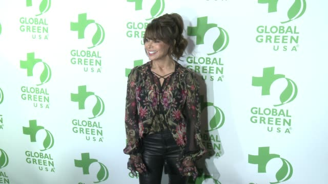 Paula Abdul at 14th Annual Global Green PreOscar® Party in Los Angeles CA