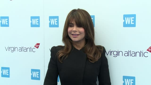 Paula Abdul at SSE Arena on March 22 2017 in London England