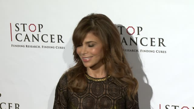 paula abdul at stop cancer annual gala honoring lori and michael milken at the beverly hilton hotel on november 23 2014 in beverly hills california - paula abdul stock videos & royalty-free footage