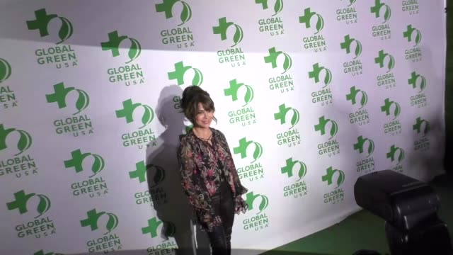 Paula Abdul at the 14th Annual Global Green PreOscar® Party at TAO Hollywood on February 22 2017 in Los Angeles California