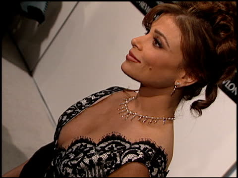 paula abdul at the 2000 fire and ice ball at the beverly hilton in beverly hills california on december 11 2000 - paula abdul stock videos & royalty-free footage