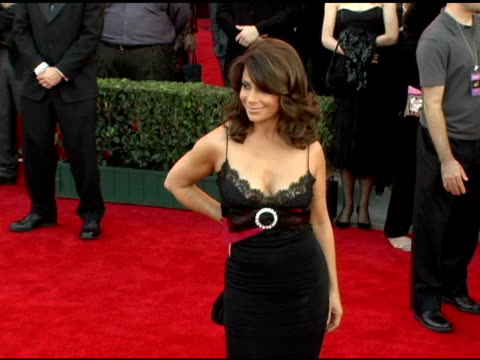 paula abdul at the 2005 american music awards arrivals at the shrine auditorium in los angeles california on november 22 2005 - paula abdul stock videos & royalty-free footage