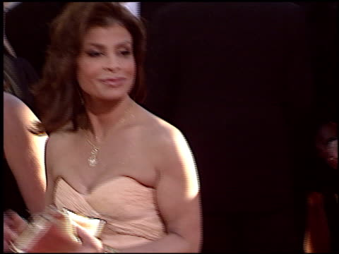 paula abdul at the 2005 golden globe awards at the beverly hilton in beverly hills california on january 16 2005 - paula abdul stock videos & royalty-free footage