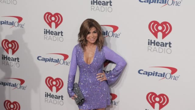 paula abdul at the 2018 iheartradio music festival day 1 at tmobile arena on september 21 2018 in las vegas nevada - paula abdul stock videos & royalty-free footage