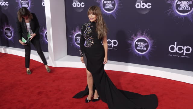 paula abdul at the 2019 american music awards at microsoft theater on november 24 2019 in los angeles california - american music awards stock videos & royalty-free footage