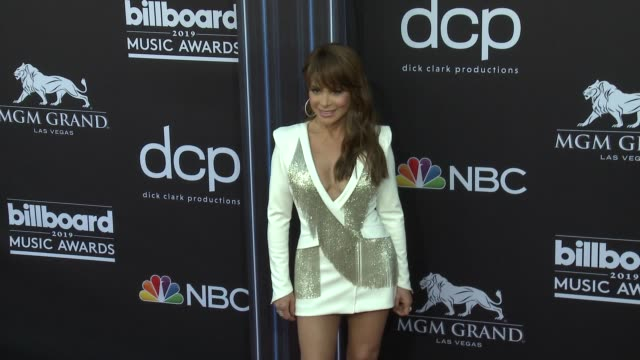 paula abdul at the 2019 billboard music awards at mgm grand garden arena on may 1 2019 in las vegas nevada - paula abdul stock videos & royalty-free footage